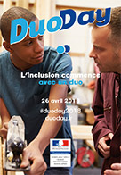 Duo Day à la Clinique Phénicia le 26 avril 2018